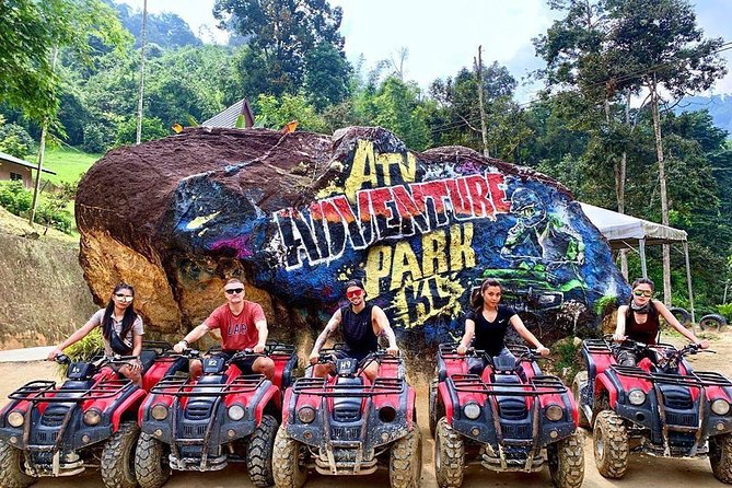 ATV Adventure Ride Park Kampung Kemensah