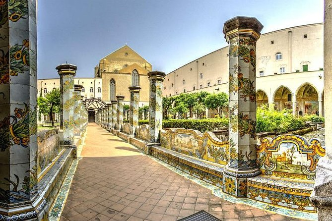 Naples Private Tour: with the Archaeological Museum & Historic Center