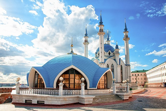 Kazan Private City Tour by Car with Kremlin Tour