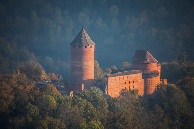 Private Trip to Sigulda and Turaida from Riga