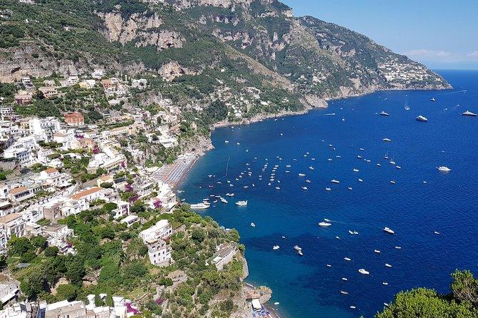 Private daytour Amalfi coast(Pompei,Sorrento,Positano)549 euro/group max 7 pax