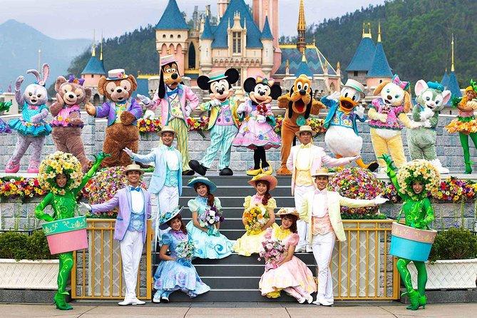 Cheap Hong Kong Disneyland Tours & Ticket Prices 2019 | MetaTrip