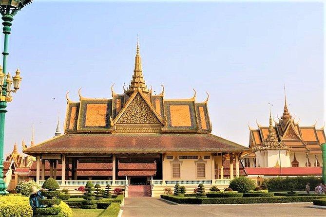 6 Days Journey Siem Reap & Phnom Penh