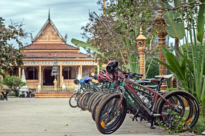 Half Day Cycling to Angkor Wat