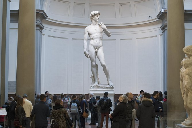 Florence Wonders Guided Walking Tour with Accademia Gallery skip-the-line Visit