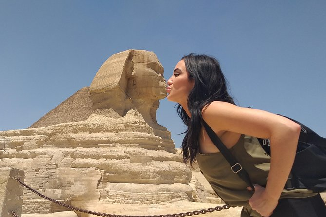 8 Hours- Giza Pyramids, Coptic City & Alabaster Mosque with camel ride and Lunch