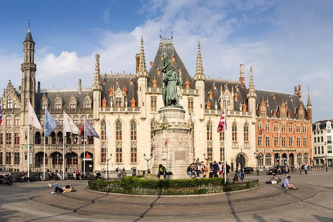 Schiphol Airport Private Transfer to Bruges