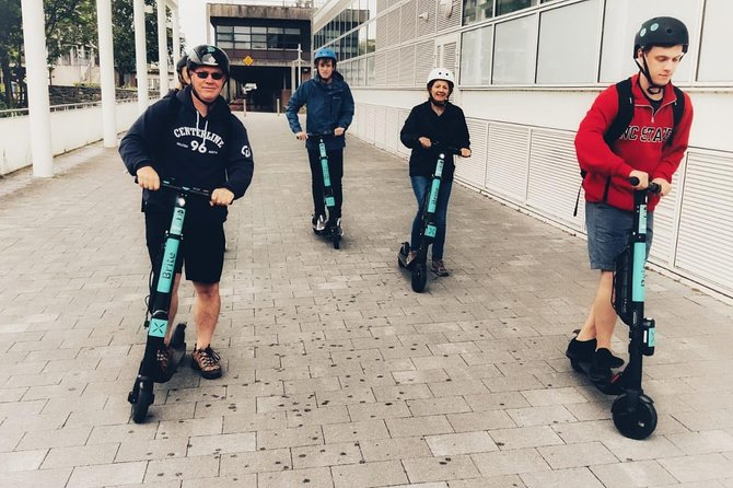 Brite Electric Scooter Tour - Galway
