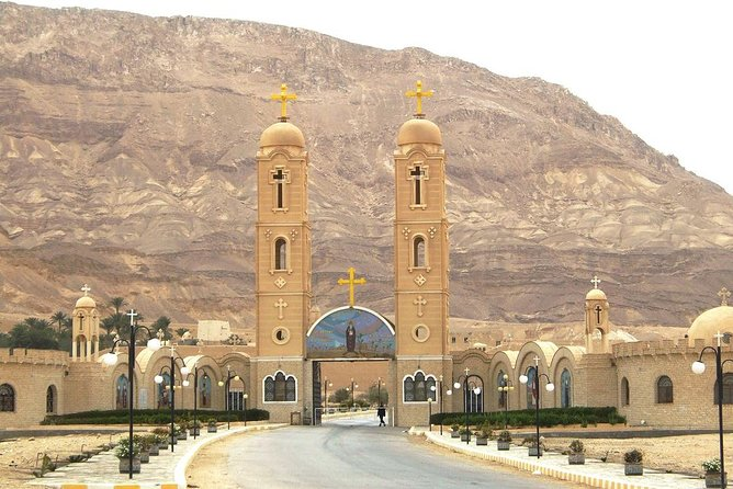 Monasteries visit to the Red Sea - Hurghada