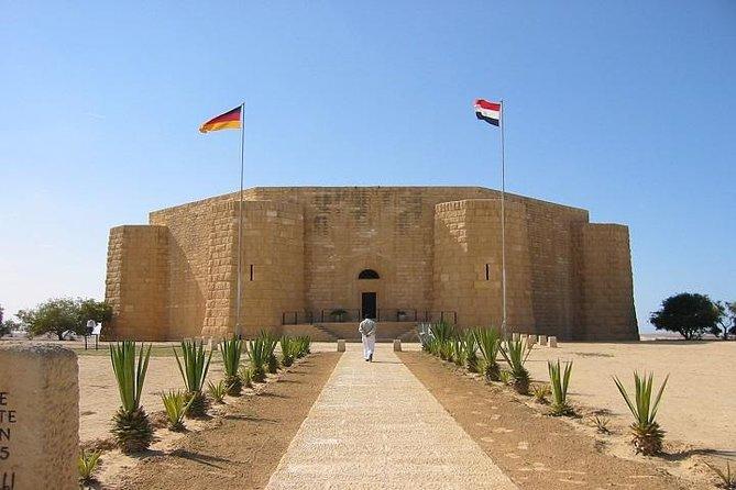 El Alamin trip from Alexandria