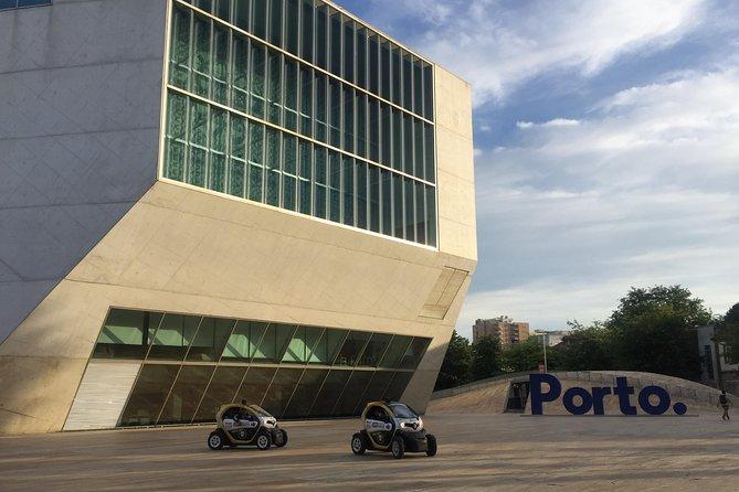 Porto All Day: Self-Drive Private City Tour in E-Cars