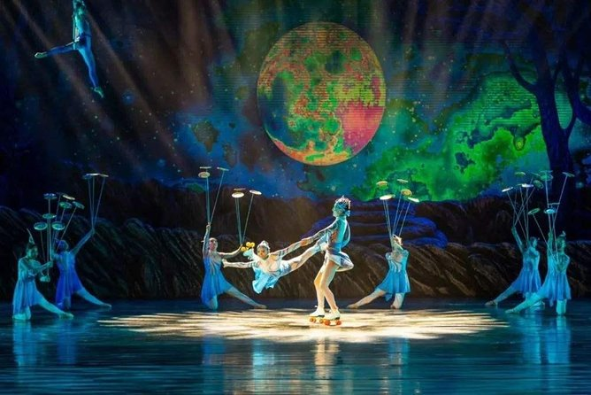Yinchuan Acrobatic Show Tickets with Round Trip Private Transfer photo 4