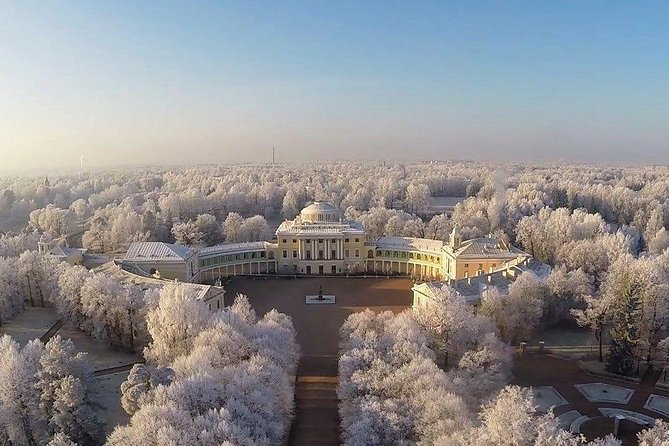 Private Winter Tour of Parks & Palaces of St Petersburg in One Day