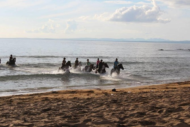 Horse riding - Beach Trail. Lisdoonvarna,Co Clare.Guided. 2, 4 or 6 hour options