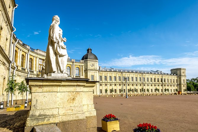Gatchina Palace Private Tour with transfer from St. Petersburg