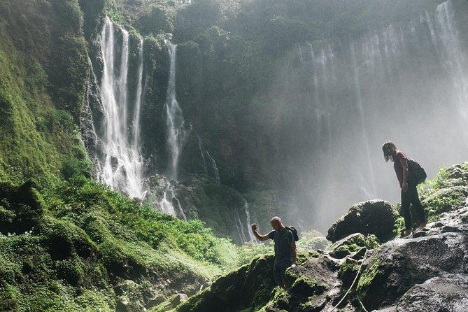 Tumpak Sewu Waterfall & Jodipan Colourful Village start from Malang - Day Trip