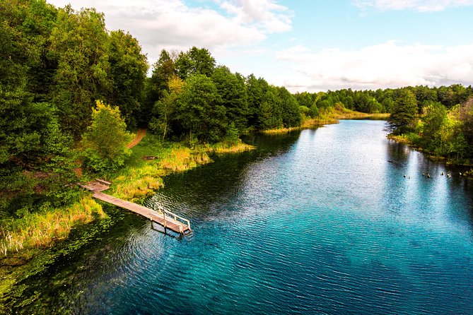 Private Tour to the Blue Lakes of Kazan