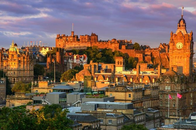 Must See Edinburgh with a Local: Private & Personalized