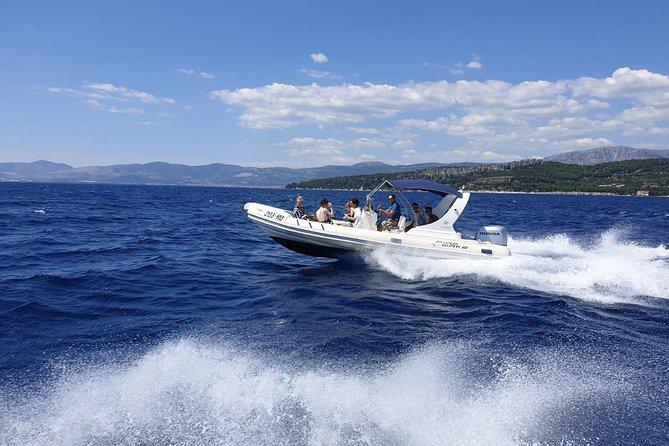 RIB Speedboat Hvar - Private Transfers