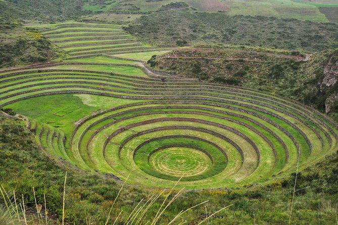 6 Days - |ALL INCLUDED| Machupicchu - Maras&Moray, Rainbow Mountain (Private)