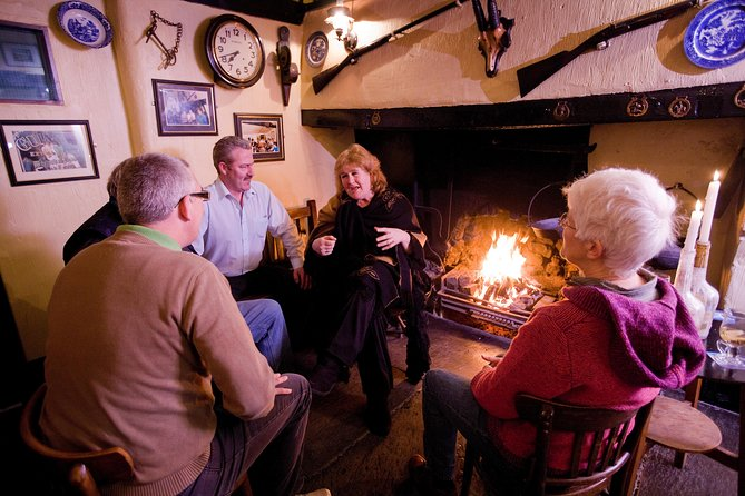 Old traditional Irish storytelling tales from Connemara, Guided 2 hours.