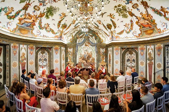 Concerts at Mozarthouse Vienna - Chamber Music performed by the Mozart Ensemble