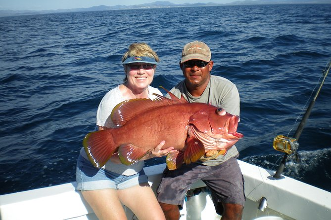 Professional Fishing & Snorkeling Day Trip – Hurghada