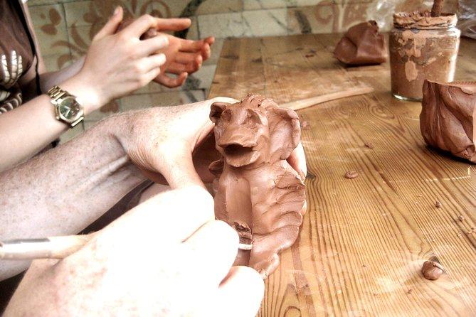 Ceramic Figurines workshop