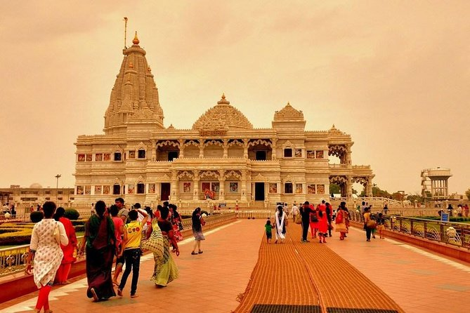Private Day Trip To Mathura and Agra