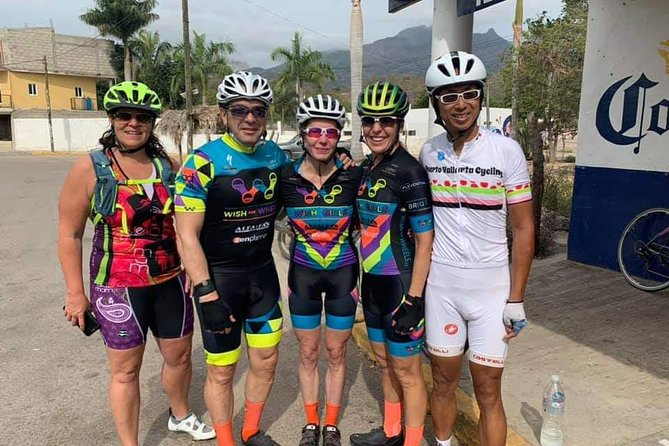 Puerto Vallarta Super Classic Cycling Package
