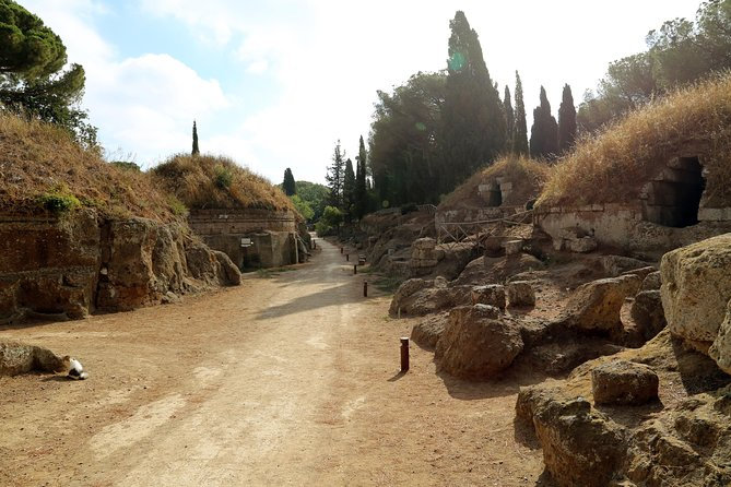 Cerveteri Etruscan Necropolis from Civitavecchia Sea Port Private Tour photo 2