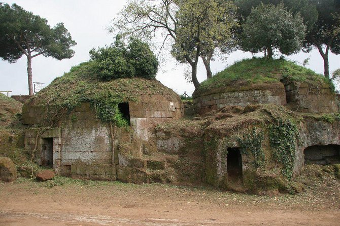 Cerveteri Etruscan Necropolis from Civitavecchia Sea Port Private Tour photo 3