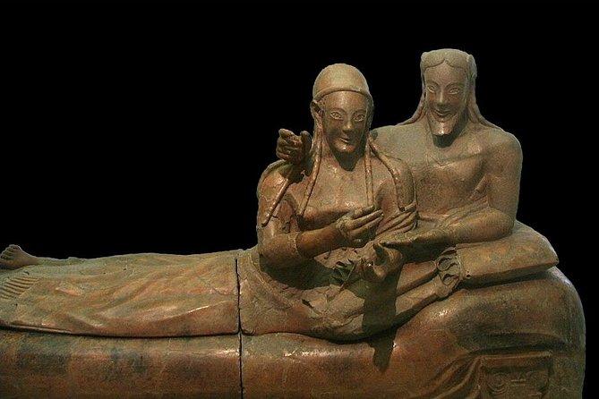 "Cerveteri & Tarquinia ""The Etruscan Necropolis"" Private Tour from Rome"