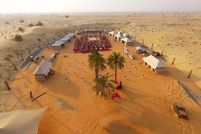 Caravanserai Dinner & Desert Safari by Sharing 4WD