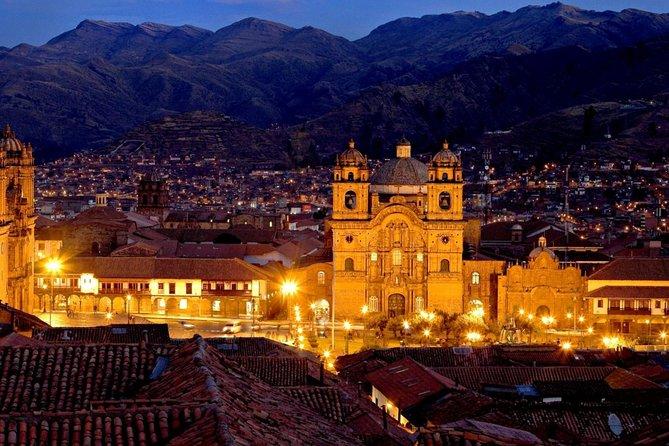 Night Tour in Cusco (Private Service)