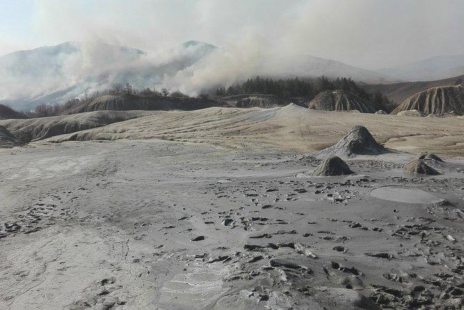 Salt Mine & Mud Volcanoes