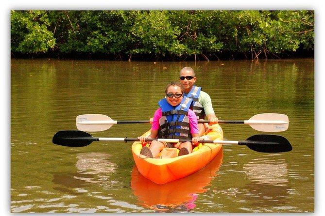 Full Day SoCoHo Jeep Safari-Historic Sites, Mangrove Kayak & Reef Snorkeling