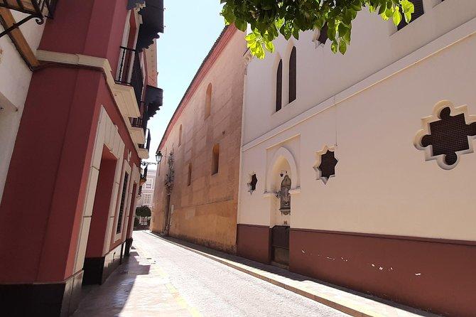 Private visit to the Jewish Quarter of Seville (Sta. Cruz and San Bartolomé Neighborhoods)