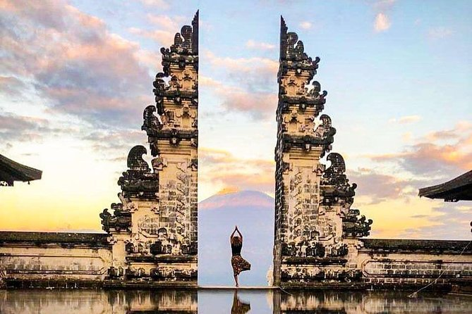 Bali Gate of Heaven - Water Palace - Virgin Beach with All Ticket Inclusive