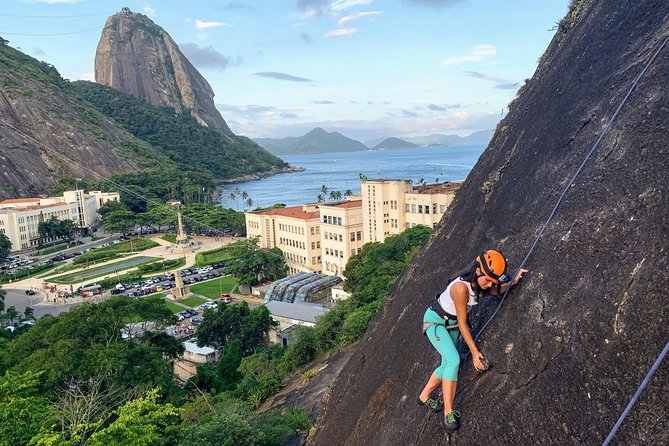 Rock Climbing Experience in Rio: Beginners to Advanced