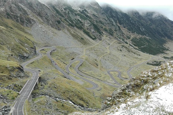 Transfagarasan Road - one day trip from Bucharest photo 1