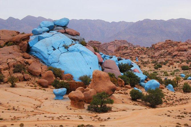 From Agadir day trip to tafraout-Morocco original-