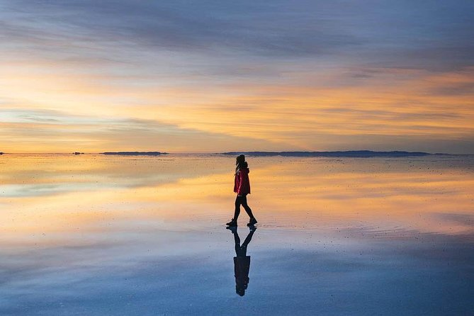Uyuni Salt Flats day tour (Private or 4 Small Group)