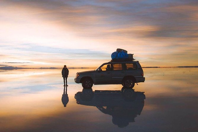 Uyuni Salt Flats day tour (Private or 4 Small Group) photo 2