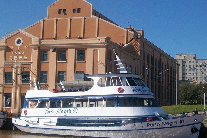 Passeio de Barco Ilhas do Delta do Jacuí - Lago Guaiba by Barco Porto Alegre 10