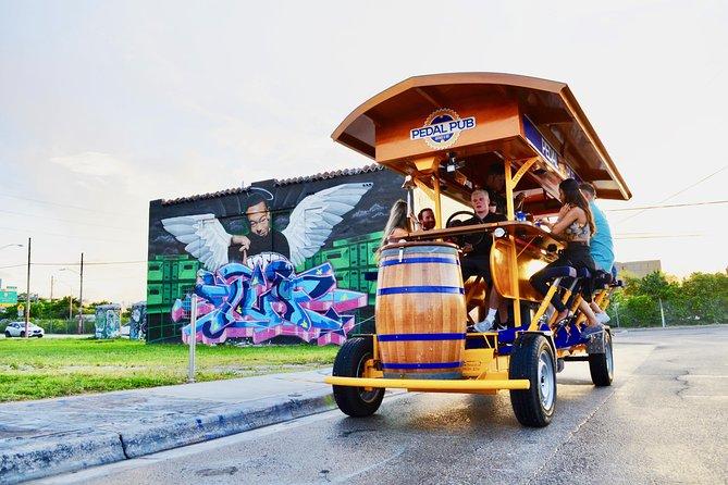 Wynwood Graffiti Bar Tour