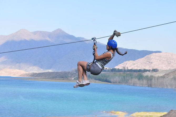 Multisport Adventure Day- Rafting & Zip-line by Argentina Rafting Expeditions, Mendoza, ARGENTINA