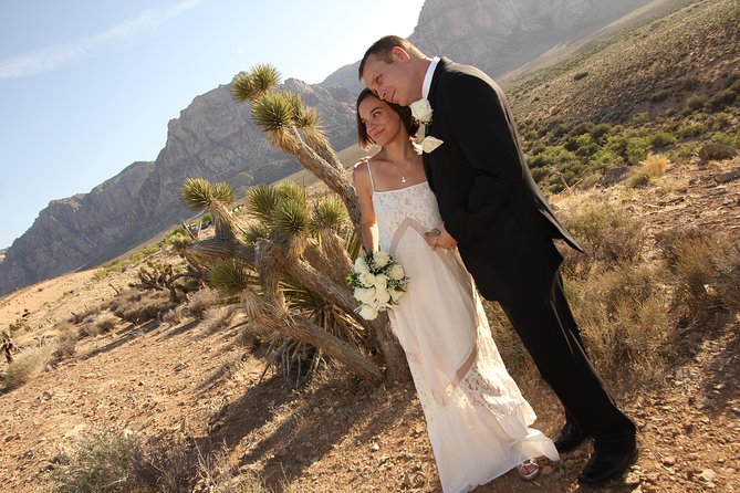 Red Rock Canyon Wedding by Private Limousine photo 7