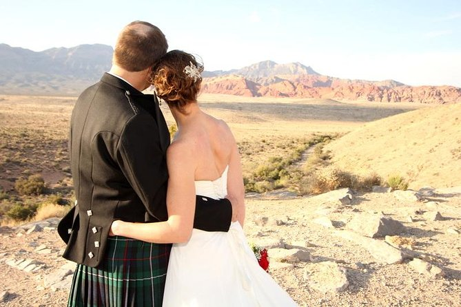 Red Rock Canyon Wedding by Private Limousine photo 8