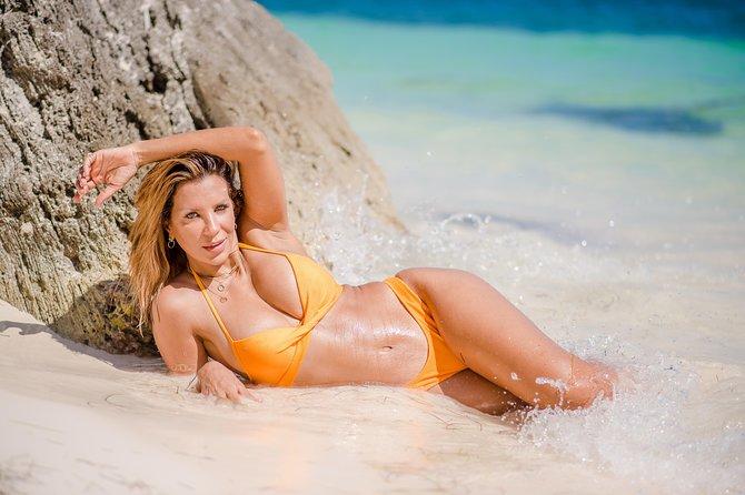 Cancun Sexy Swimsuit Photoshoot